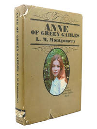 ANNE OF GREEN GABLES by L. M. Montgomery  - Hardcover  - 1972  - from Rare Book Cellar (SKU: 139705)