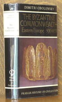image of THE BYZANTINE COMMONWEALTH EASTERN EUROPE 500-1453