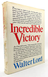 image of INCREDIBLE VICTORY