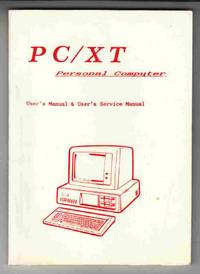 PC/XT Personal Computer User's Manal & User's Service Manual