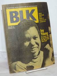 image of BLK: the national black lesbian and gay newsmagazine, #25, December 1990: Ivy Young
