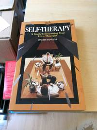 image of Self-Therapy. A Guide to Becoming Your Own Therapist