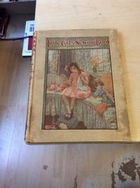 image of The Little Girl's Sewing Book
