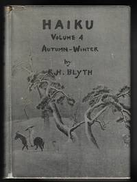 Haiku, Volume IV / 4  / Four: Autumn-Winter