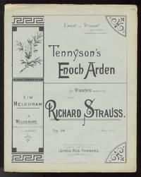 [Op. 38]. Tennyson's Enoch Arden für Pianoforte ... ein Melodram