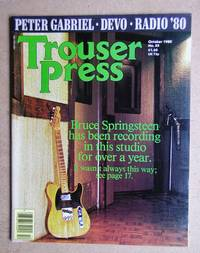 Trouser Press. October 1980. No. 55.