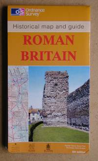 Historical Map and Guide: Roman Britain. South Sheet.