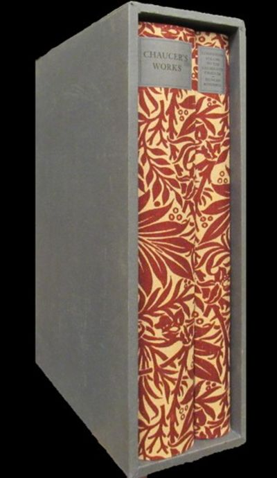 WORKS OF GEOFFREY CHAUCER.  [Together...