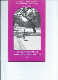 Santa Ynez Valley Road Bicycling Route