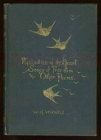 Cincinnati: Robert Clarke, 1885. Hardcover. Near Fine. First edition. Top edge gilt. Near fine.