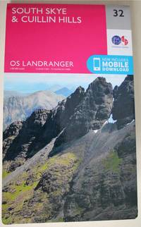 South Skye & Cuillin Hills. OS Landranger Series Sheet 32.