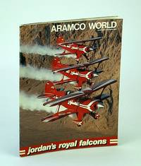 image of Aramco World (Magazine), November / December (Nov./Dec.) 1989 - Jordan's Royal Falcons