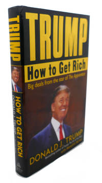 image of TRUMP :   How to Get Rich