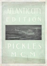 Pickles. Vol. IV, No. 3. June 15, 1900. [Atlantic City Edition, MCM]