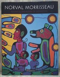 image of NORVAL MORRISSEAU:  RETURN TO THE HOUSE OF INVENTION.