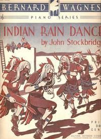 INDIAN RAIN DANCE.; Piano music by John Stockbridge