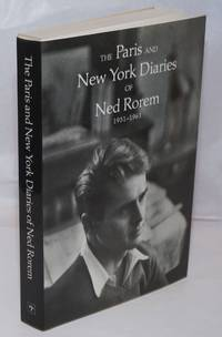 image of The Paris and New York Diaries of Ned Rorem 1951-1961