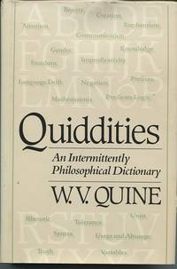 Quiddities. An Intermittently Philosophical Dictionary.
