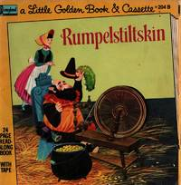 Rumpelstiltskin a Little Golden Book & Cassette