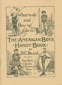 image of The American Boys Handy Book