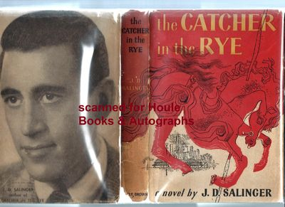 First edition (so stated), first issue with back panel portrait of Salinger credited to Lotte Jacobi...
