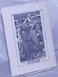 image of Feminary: a feminist journal for the South; vol. 10, #3