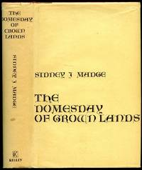 The Domesday of Crown Lands | A Study of the Legislation, Surveys and Sales of Royal Estates under the Commonwealth