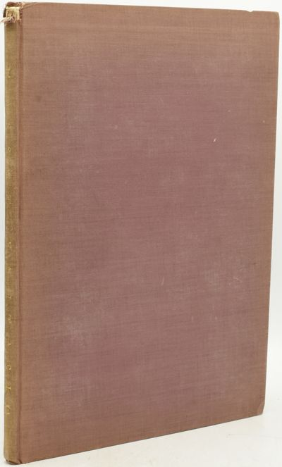The Pleiad, 1929. A limited printing of 550 of which this is #30 With a dozen illustrations by Ferna...