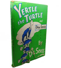 Yertle The Turtle And Other Stories By Seuss Dr Unsatisfied with the stone that serves as his throne, he commands the other however, the turtle at the bottom of the pile, named mack, asks yertle for a respite. yertle the turtle and other stories by