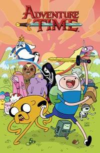 image of Adventure Time Vol. 2