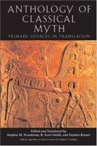 image of Anthology of Classical Myth: Primary Sources in Translation