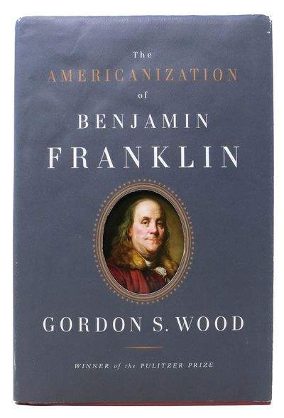 New York: The Penguin Press, 2004. 1st edition. Red laminate binding with pictorial of Ben Franklin ...