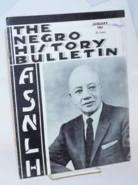 The Negro history bulletin: vol. 24 Number 4, January 1961