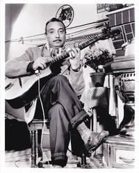 image of Original photo of Django Reinhardt, circa 1940