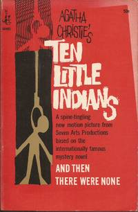 Ten Little Indians; Original title: And Then There Were None (Movie Tie-In, Seven Arts Pictures)