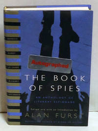 Book Of Spies: An Anthology Of Literary Espionage