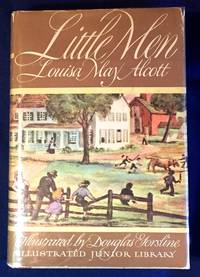 image of LITTLE MEN; Life at Plainfield with Jo's Boys / Illustrated by Douglas W. Gorsline