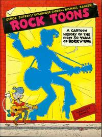 image of Rock Toons: A Cartoon History of the First 30 Years of Rock 'n' Roll