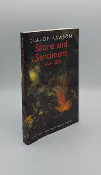 SATIRE AND SENTIMENT 1660-1830 Stress Points in the English Augustan Tradition
