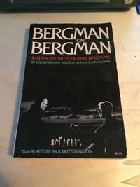image of Bergman on Bergman: Interviews with Ingmar Bergman