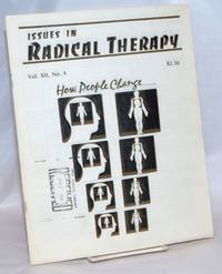 image of Issues in Radical Therapy: Vol. 12, Number 4: How People Change