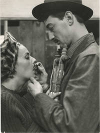 image of Jules and Jim [Jules et Jim] (Original photograph of Jeanne Moreau and Henri Serre from the 1962 film)