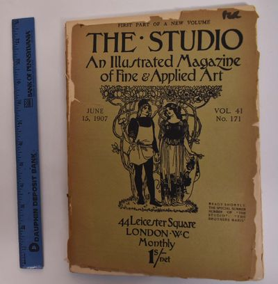 London: Offices of the Studio, 1907. Softcover. Fair (wraps unnattached, rear end pages loose, pages...