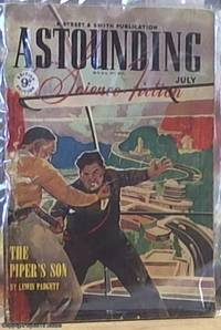 image of Astounding Science Fiction; Volume IV (4), Number11 [ British Edition), July 1945