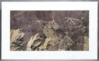Circa 1950 Fairchild Aerial Camera Panoramic View Of Palm Springs, California, Two Palm Springs Airports