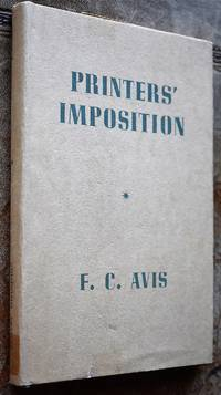 image of Printers' Imposition