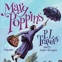 image of Mary Poppins (Mary Poppins series, Book 1)(Library Edition)