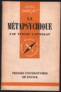 La métapsychique / que sais je ?