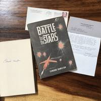 Battle for the Stars (Signed by Hamilton & Leigh Brackett Signed Letter)