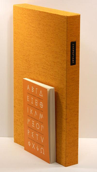 Berkeley, CA: Editions Koch, 2003. First edition, the